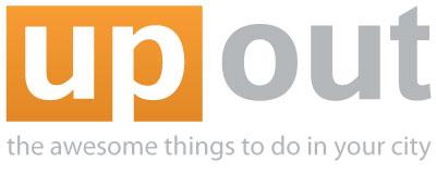 UpOut logo