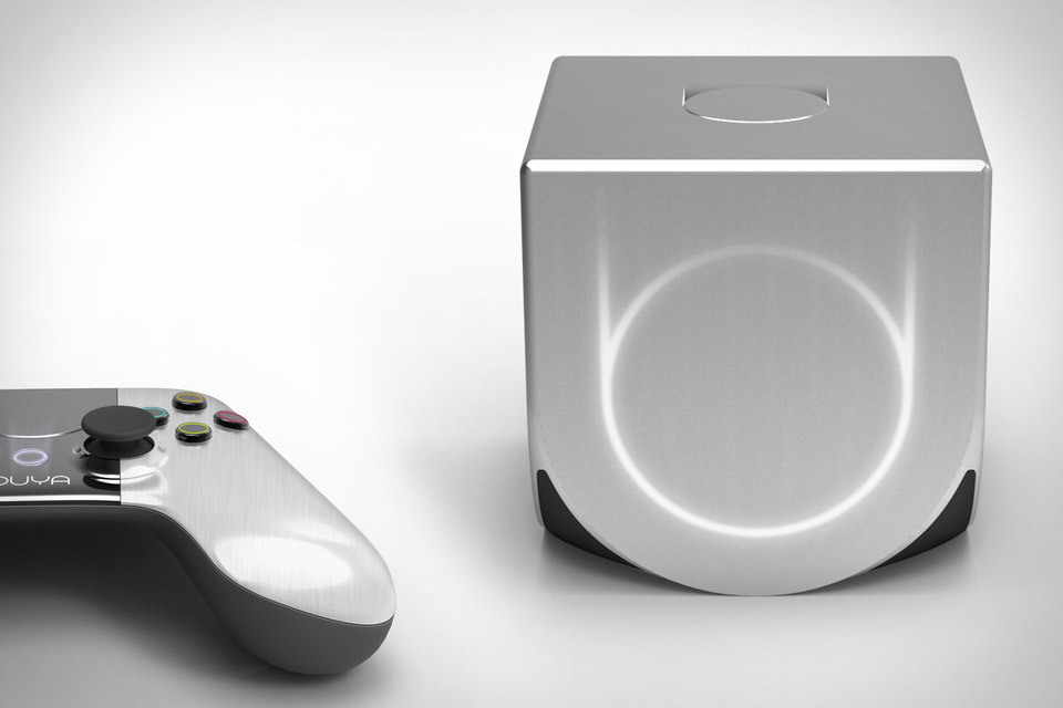 OUYA console hieght=